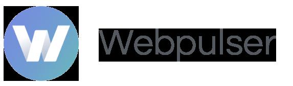 Logo de Webpulser