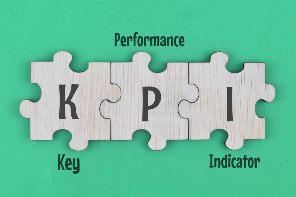 Indicateurs commerciaux pour la vente et KPI